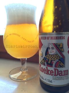 Het Nest KoekeDam birra recensione stagioniamo blog birra artigianale diario birroso