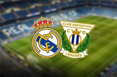 مشاهدة مباراة ريال مدريد وليجانيس بث مباشر 19-7-2020 في الدوري الاسباني