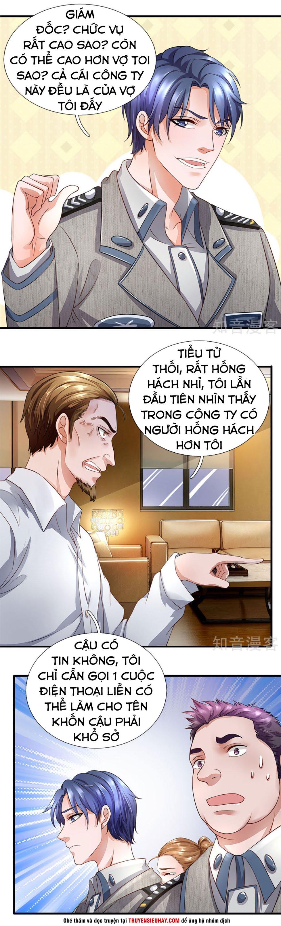 Chung Cực Binh Vương Tại Đô Thị Chapter 37 - Trang 4