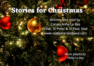 Stories for Christmas, written and read by Anne Le Bas, with music by Philip Le Bas