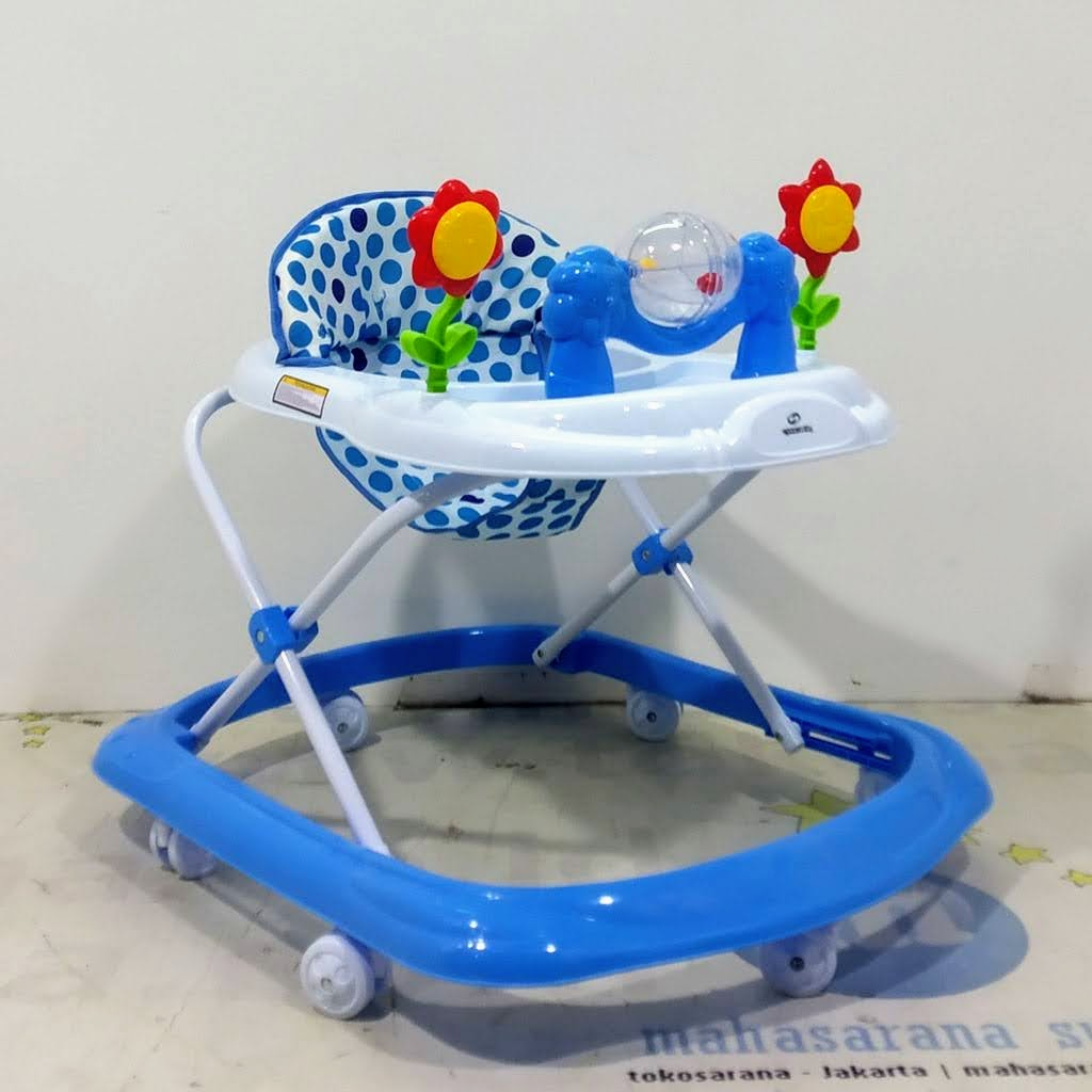 14++ Baby walker space baby 306 information