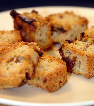 gluten free dairy free focaccia bread croutons gluten free focaccia ...