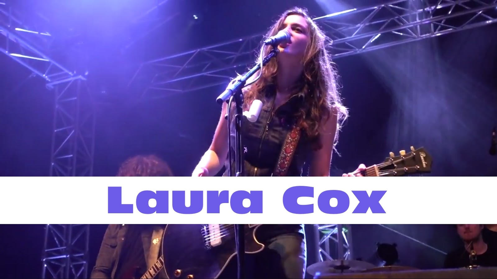 Laura Cox Band Tour