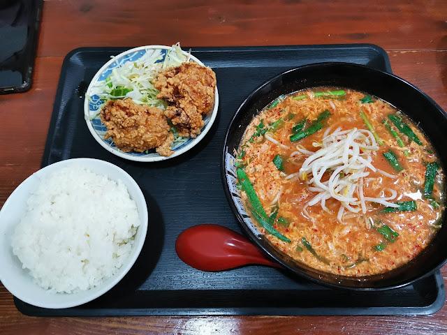 定食長崎で激辛ラーメンを食べたいなら辛麺澤屋