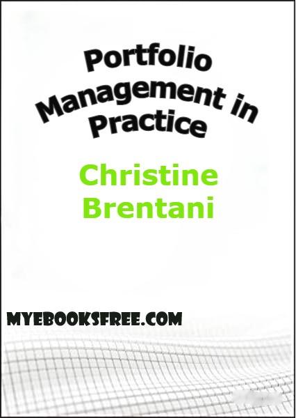 Portfolio Management in Practice PDF Download