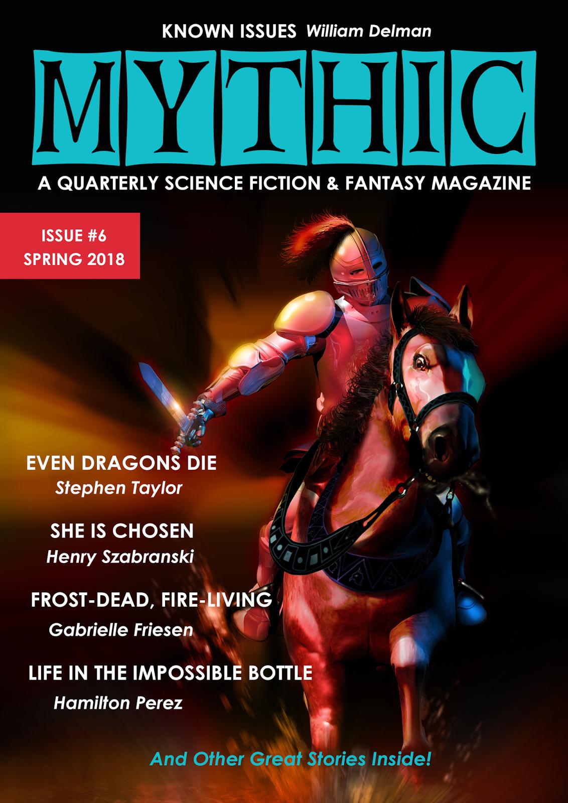 Mythic Magazine