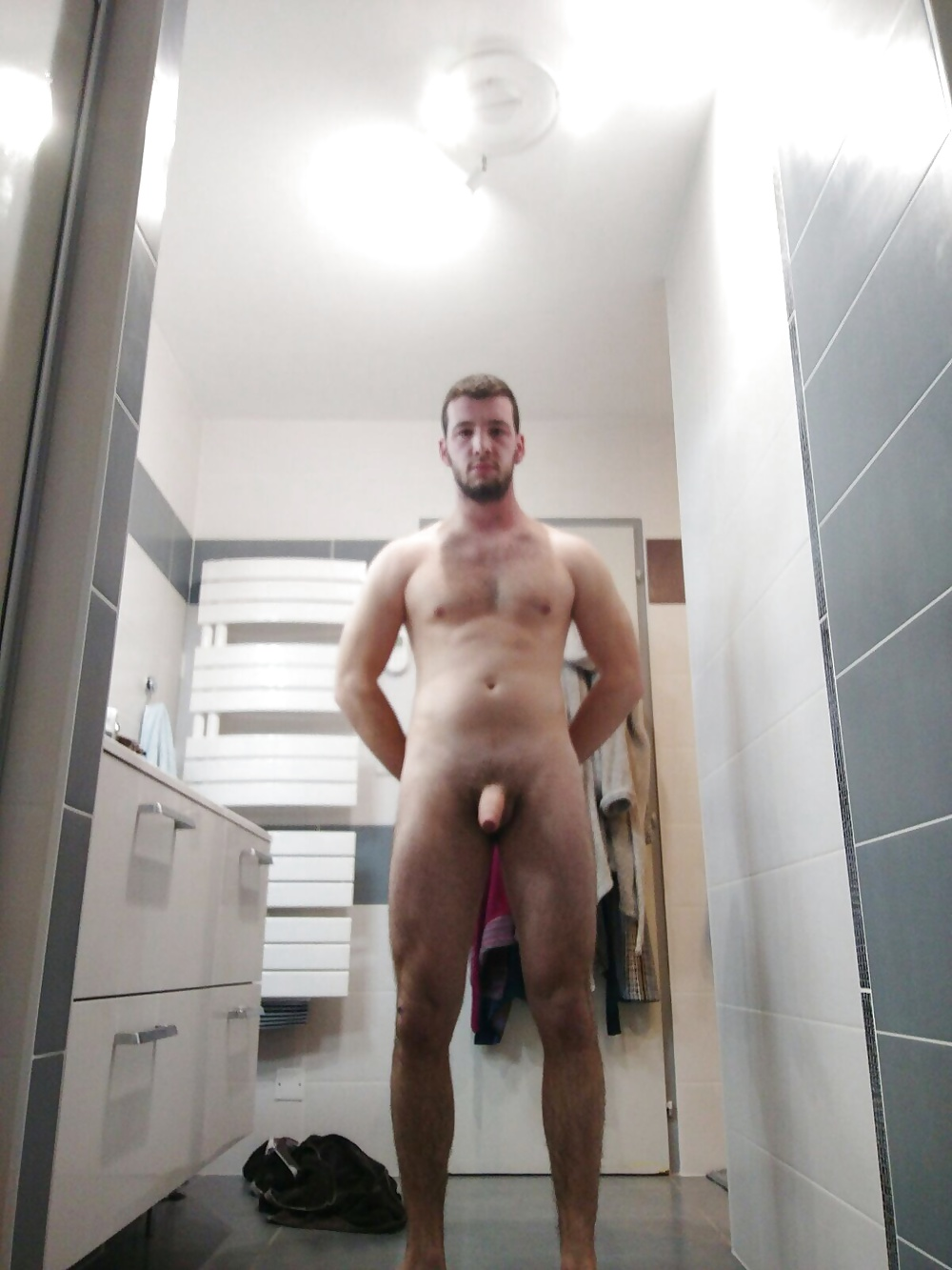 Naked Male Amateur