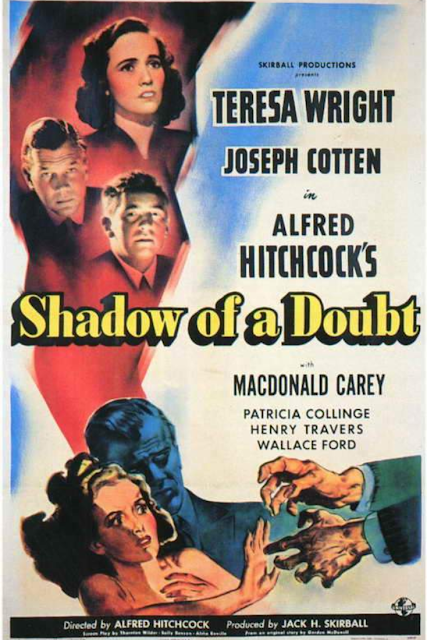 Watch Shadow of a Doubt (1943) Free Streaming Movie Public domain