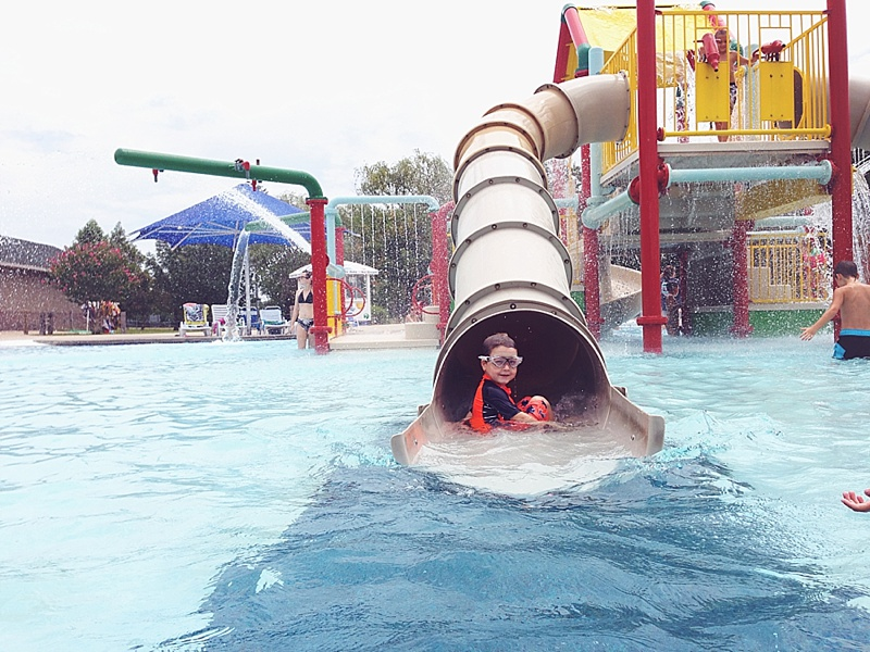 River Country Water Park in Muskogee, OK