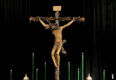 La Vera+Cruz de Sevilla expondrán a sus Titulares a la veneración de forma conjunta el Viernes de Dolores
