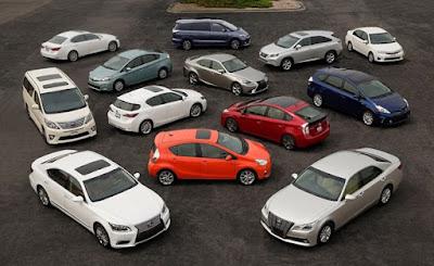 Η Toyota αναστέλλει σταδιακά τις εργασίες της στα εργοστάσια συναρμολόγησης οχημάτων