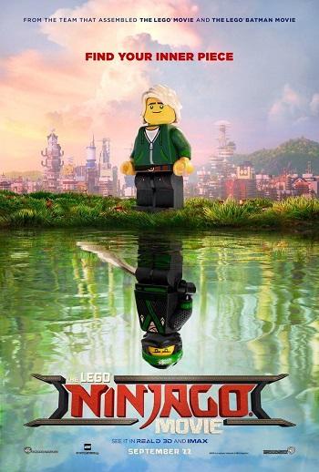 Lego Ninjago: La película (2017)