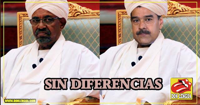 Maduro Tiembla : Dictador de Sudán cayó por fin! Solo falta el nuestro
