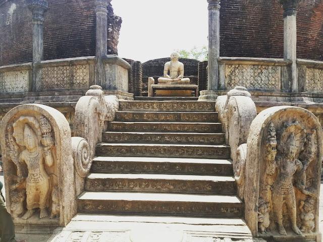 Polonnaruwa ciudad antigua