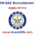 DRDO-RAC Recruitment 2020 | Apply Online