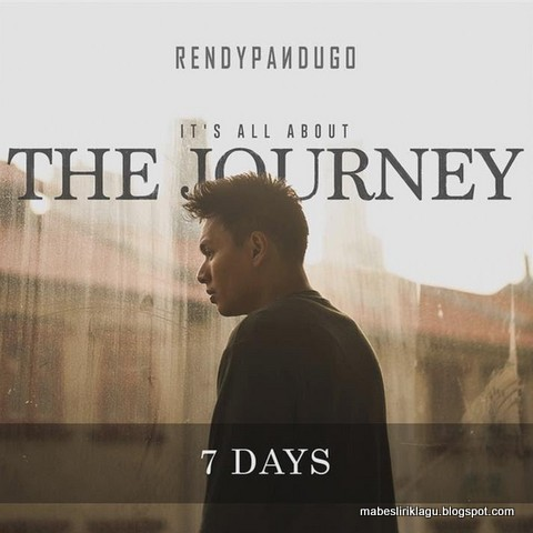 Rendy Pandugo - 7 Days Lyrics