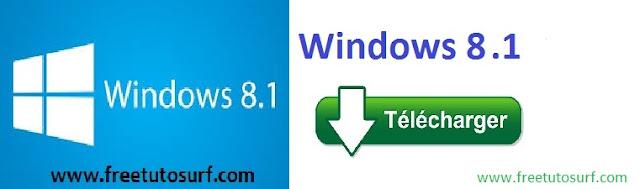 télécharger windows 8, 8.1, en Iso
