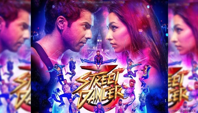 Street Dancer 3D Full Movie Download (720p, 1080p And 480p)