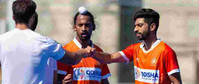 Indian Hockey team is set for Olympics after defeating Argentina by 3-0