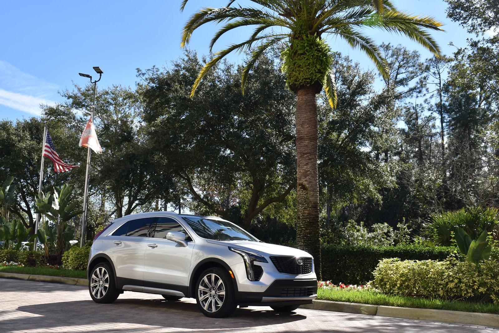 2020 Cadillac XT4 in Orlando Florida
