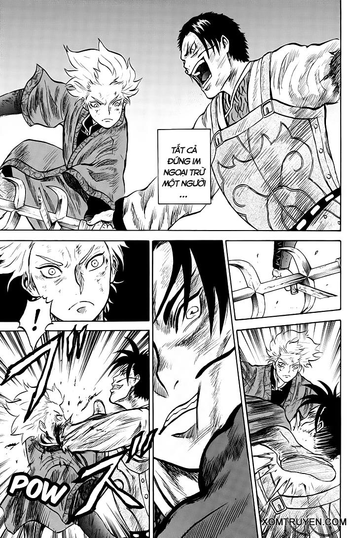 Horizon (okada takuya) chap 41 trang 3