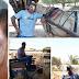 Rolim de Moura: Filho conta história do pai que perdeu um olho vítima de câncer e pede ajuda