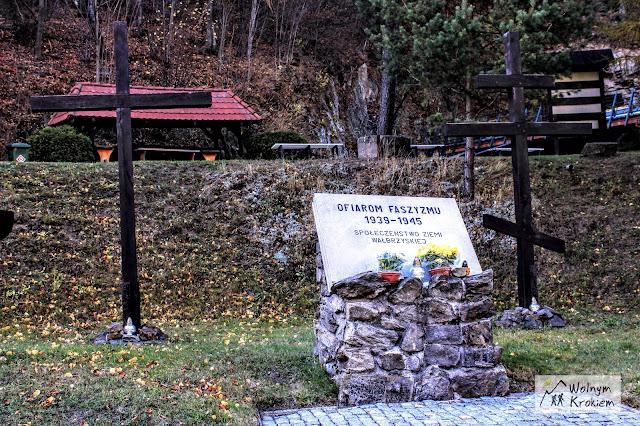 Pomnik ofiar faszyzmu 1939-1945
