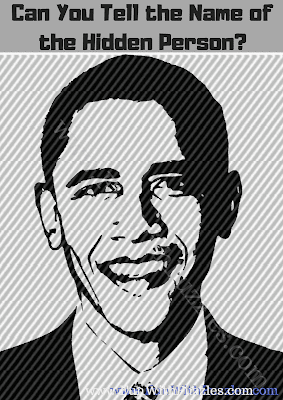 Shake Your Head Picture Riddle Answer-Barack Obama