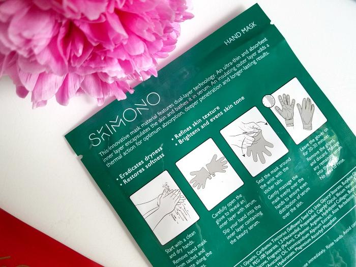 Skimono Total Conditionig + Foot Mask - 16ml - 14.00 Euro Review, How to use, Anwendung - Madame Keke Beauty blog