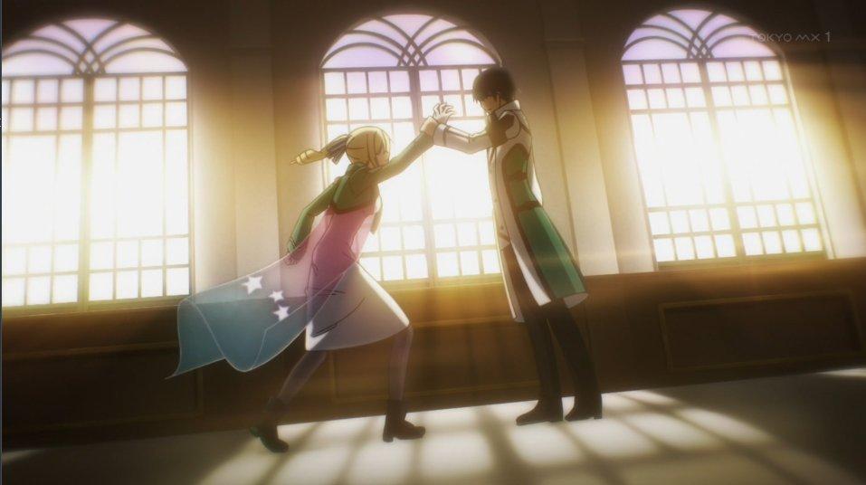Mahouka Koukou no Rettousei Season 2 episode 1