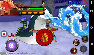 Download Naruto Senki NSUNS4RS RTB Version Apk