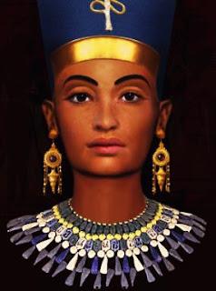 reina Anjesenamón