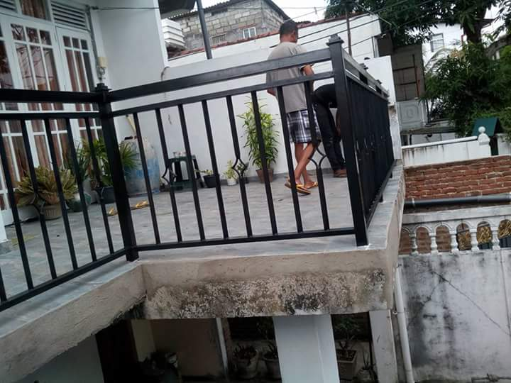 Balcony Railing Designs Steel Balcony Railing Designs Simple