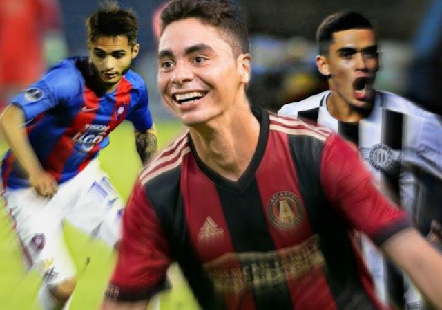 Paraguayos nutren la MLS