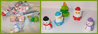 Christmas Decoration; Christmas Figures; Erasers; Iwako; Iwako Christmas Tree; Iwako Santa Clause; Iwako Santaclause; Iwako Snow Man; Iwako Snowman; Japanese Novelty Toy; Japanses Toy; Made In Japan; Novelty Erasers; Novelty Figurines; Paperchase; Pencil Earsers; Pencil Rubbers; Puzzle Erasers; Rubber Erasers; Rubber Figurines; Santa Cause; Santaclause; Small Scale World; smallscaleworld.blogspot.com; Snow Man; Snowman; Swoppet Erasers;