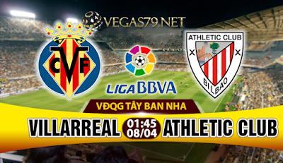 Nhận định, soi kèo nhà cái Villarreal vs Athletic Bilbao