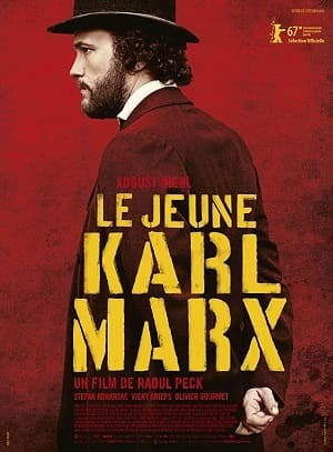 Filme O Jovem Karl Marx - Legendado 2017 Torrent