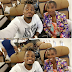 Diamond and his mom travels to S.A to meet his newborn son