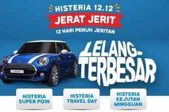 Histeria 12 12, Paket Kemeriahan Harbolnas Blibli 2019