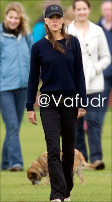 Catherine Dutchess of Cambridge in 5.11 tactical cap