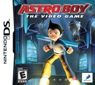 Rom Astro Boy The Video Game NDS