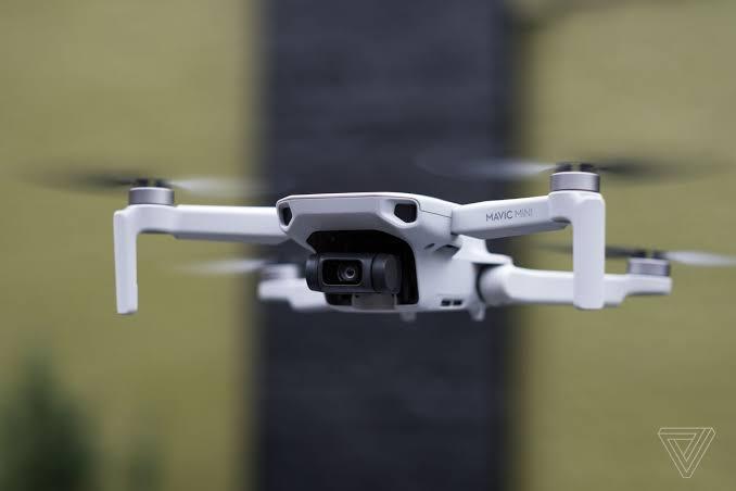 Spesifikasi Drone Dji Mavic Mini Omah Drones