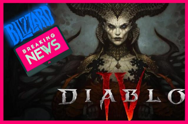 Diablo 4 novedades