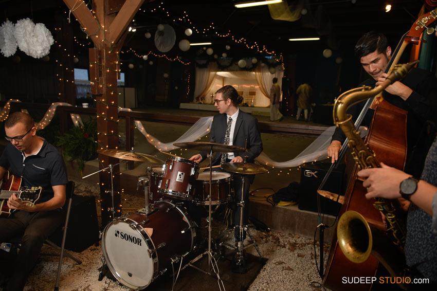 Outdoor Indian Wedding Photography at German Park Jazz Music SudeepStudio.com Ann Arbor Indian Wedding Photographer