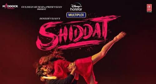 Shiddat Title Song Lyrics   Shiddat (2021) Hindi Movie Songs Lyrics   Manan Bharadwaj