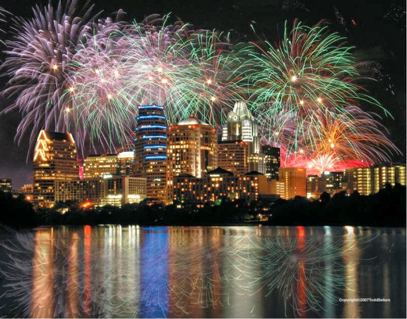 happy new year from texas