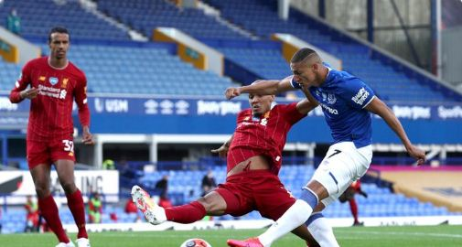 Everton vs  Liverpool  Highlights