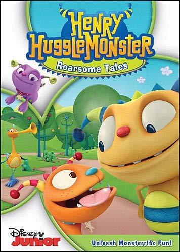 Henry Hugglemonster: Roarsome Tales [2014] [DVDR] [NTSC] [Latino]