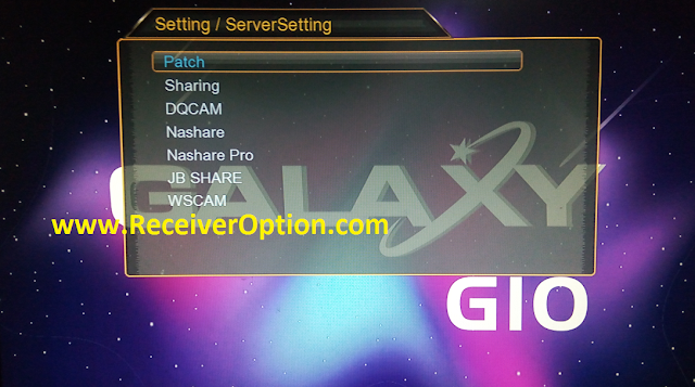 GALAXY G10 1507G 1G 8M NEW SOFTWARE WITH NASHARE PRO & JB SHARE OPTION