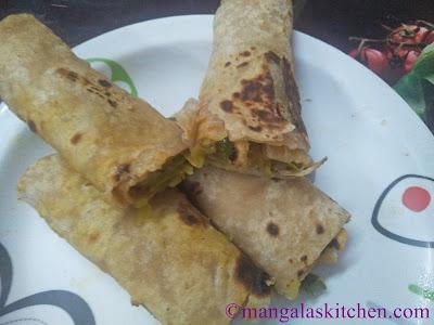 Chapathi Roll
